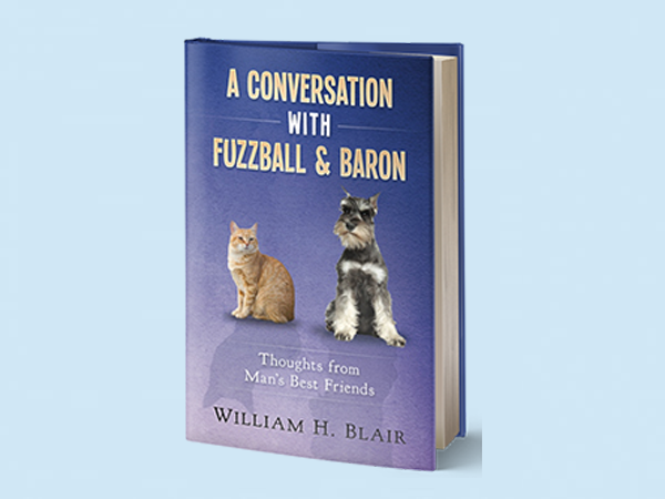 A Conversation with Fuzzball & Baron: Thoughts from Man's Best Friends
